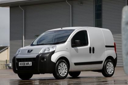 Peugeot Bipper 2008 - now Compact MPV #5