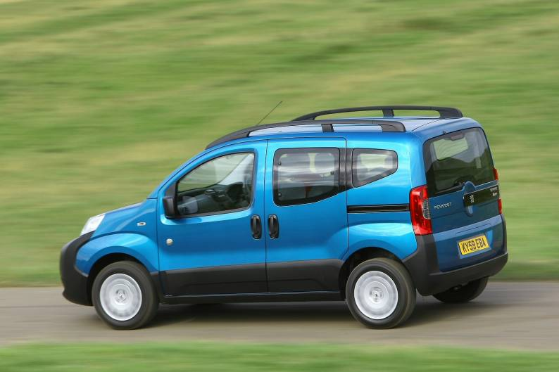 Peugeot Bipper 2008 - now Compact MPV #4