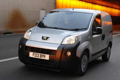 Peugeot Bipper 2008 - now Compact MPV #7