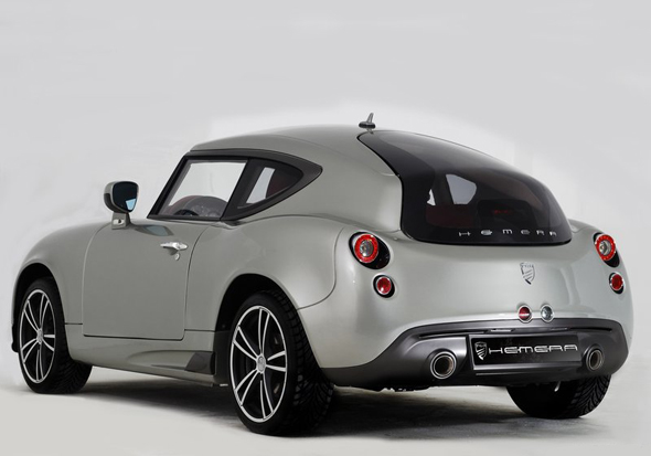 Pgo Hemera 2009 Now Coupe Outstanding Cars