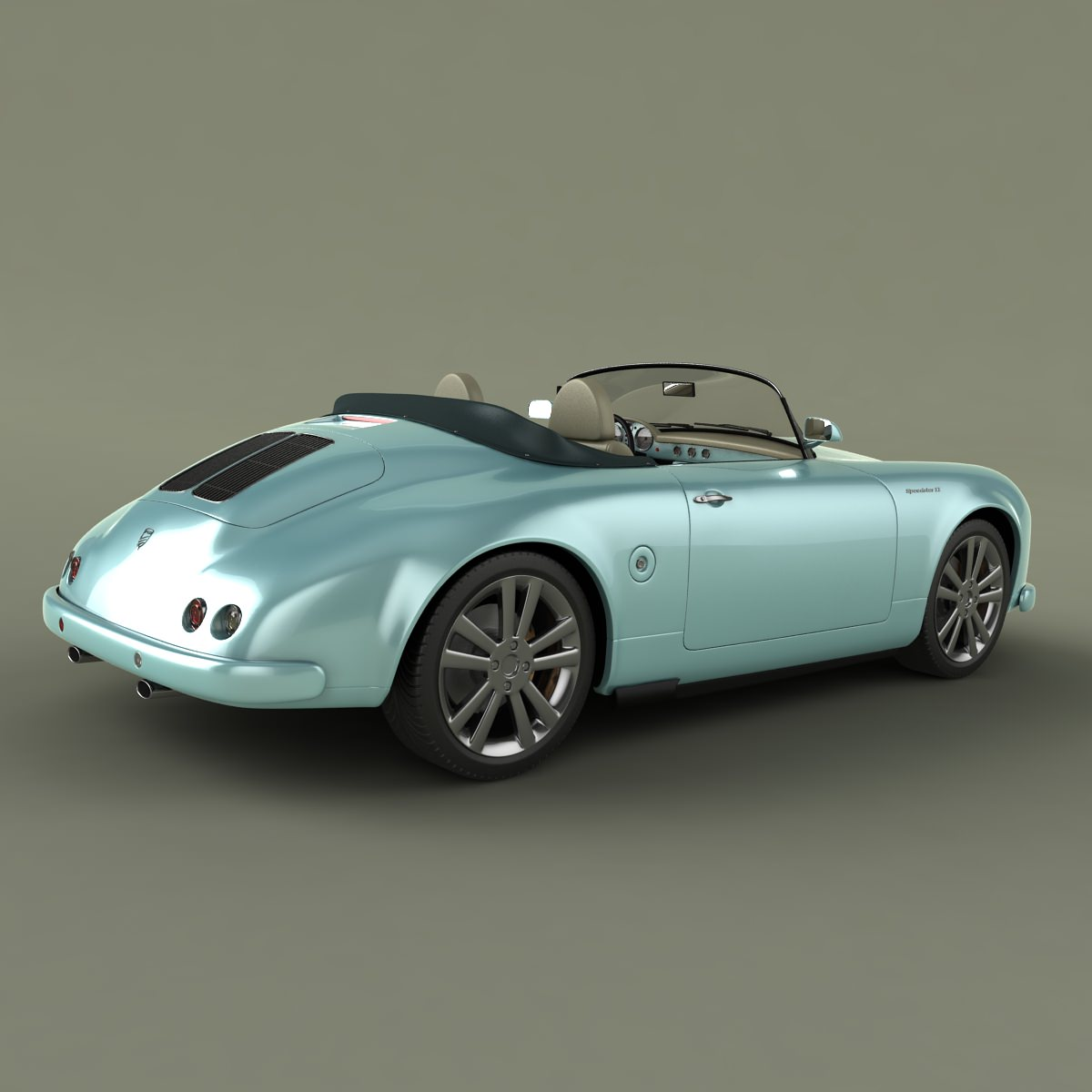 PGO Speedster II 2000 - now Cabriolet #8