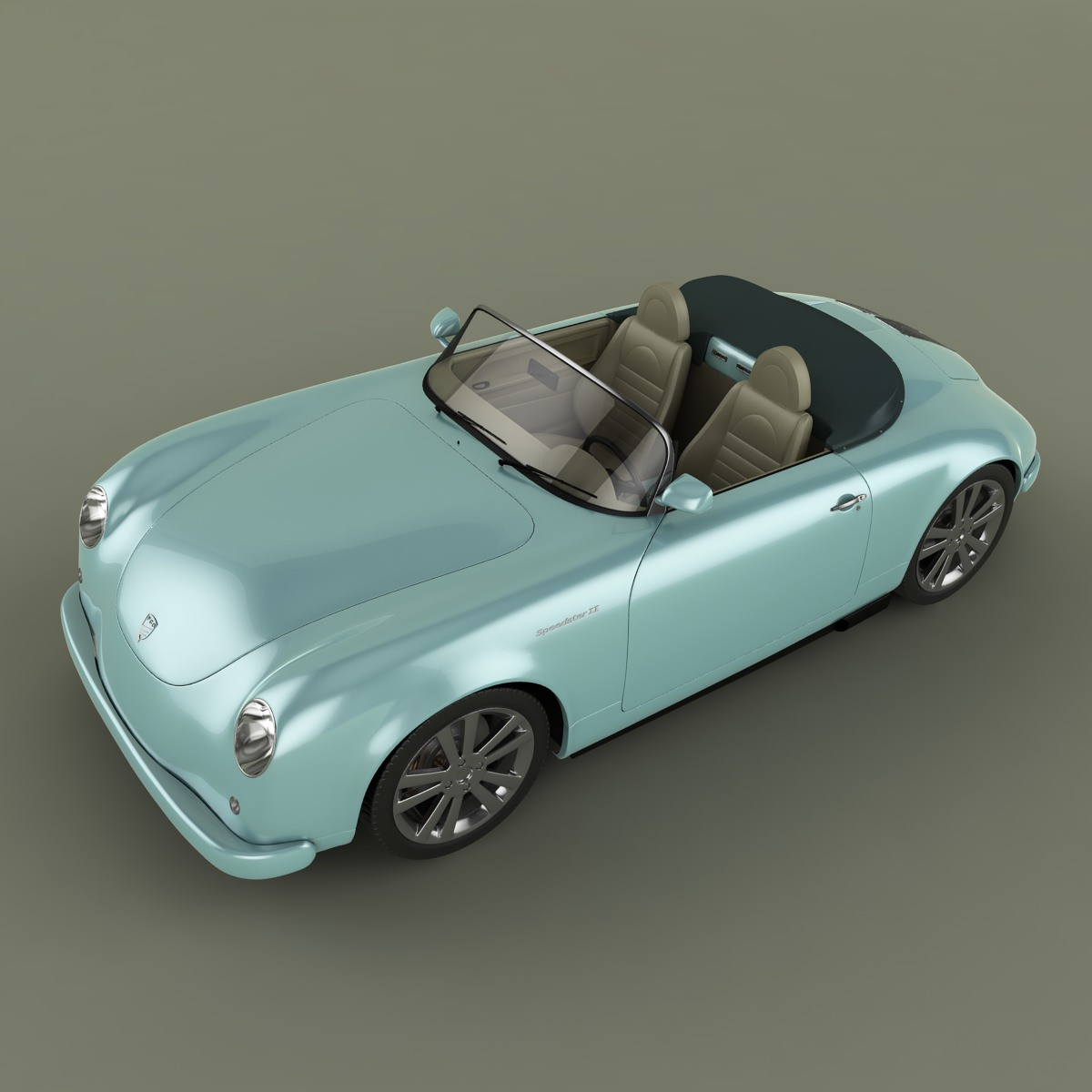 PGO Speedster II 2000 - now Cabriolet #5