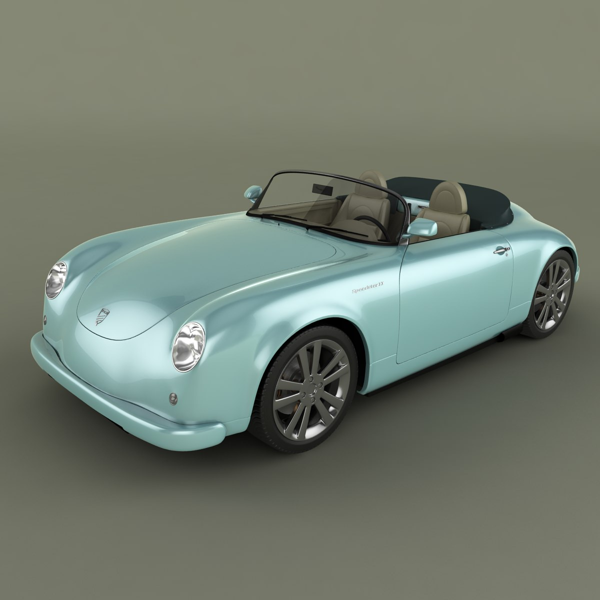 PGO Speedster II 2000 - now Cabriolet #6