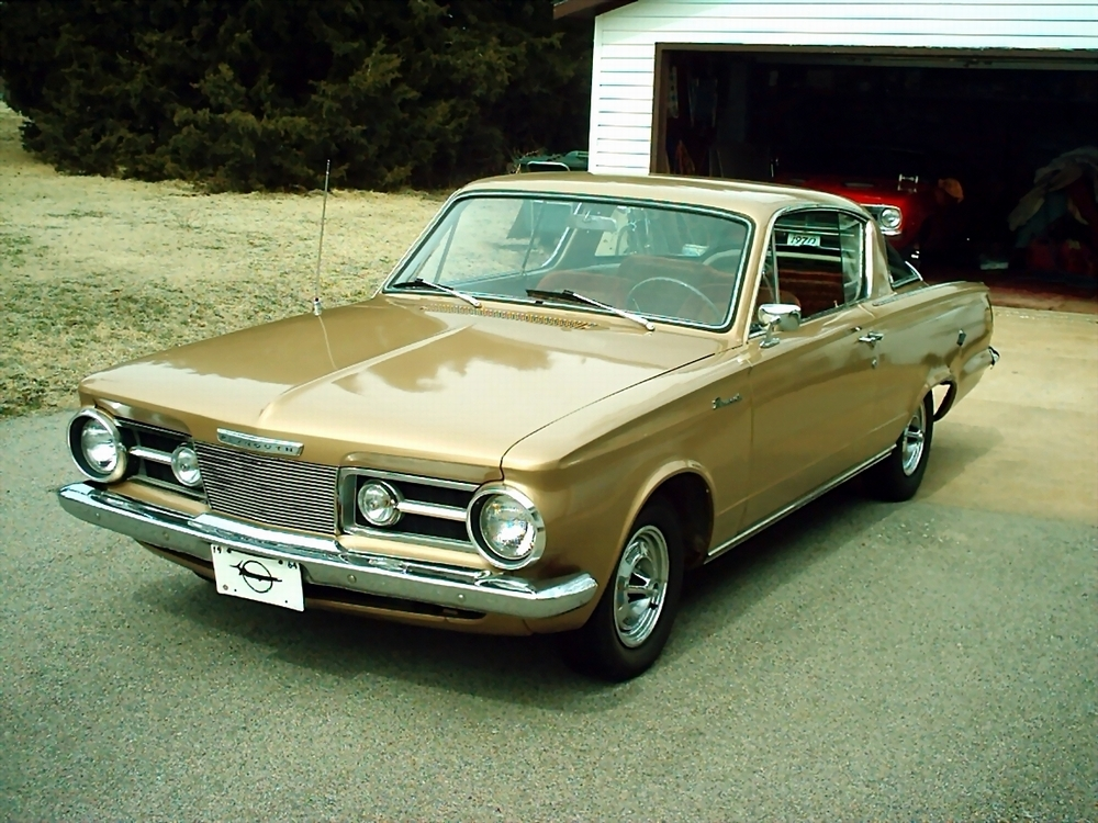 Plymouth Barracuda 1964 - 1974 Coupe :: OUTSTANDING CARS