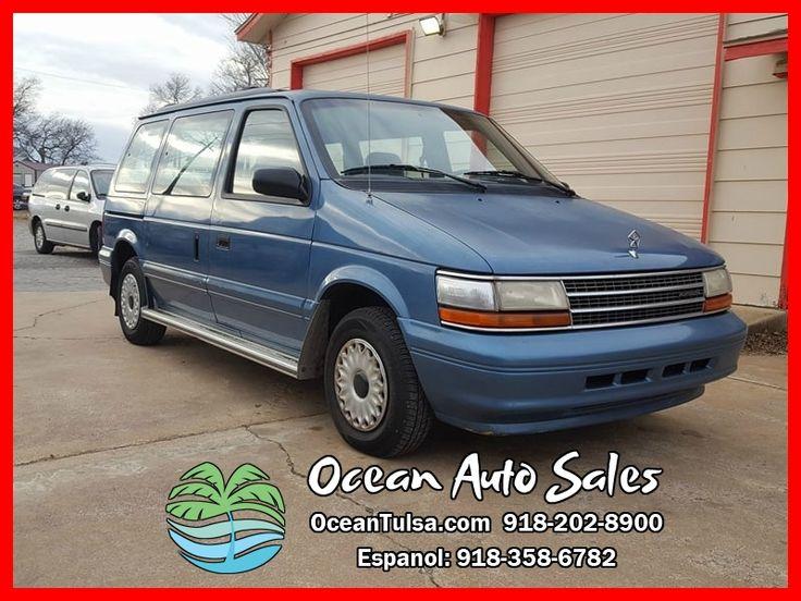 Plymouth Voyager III 1995 - 2000 Minivan #2