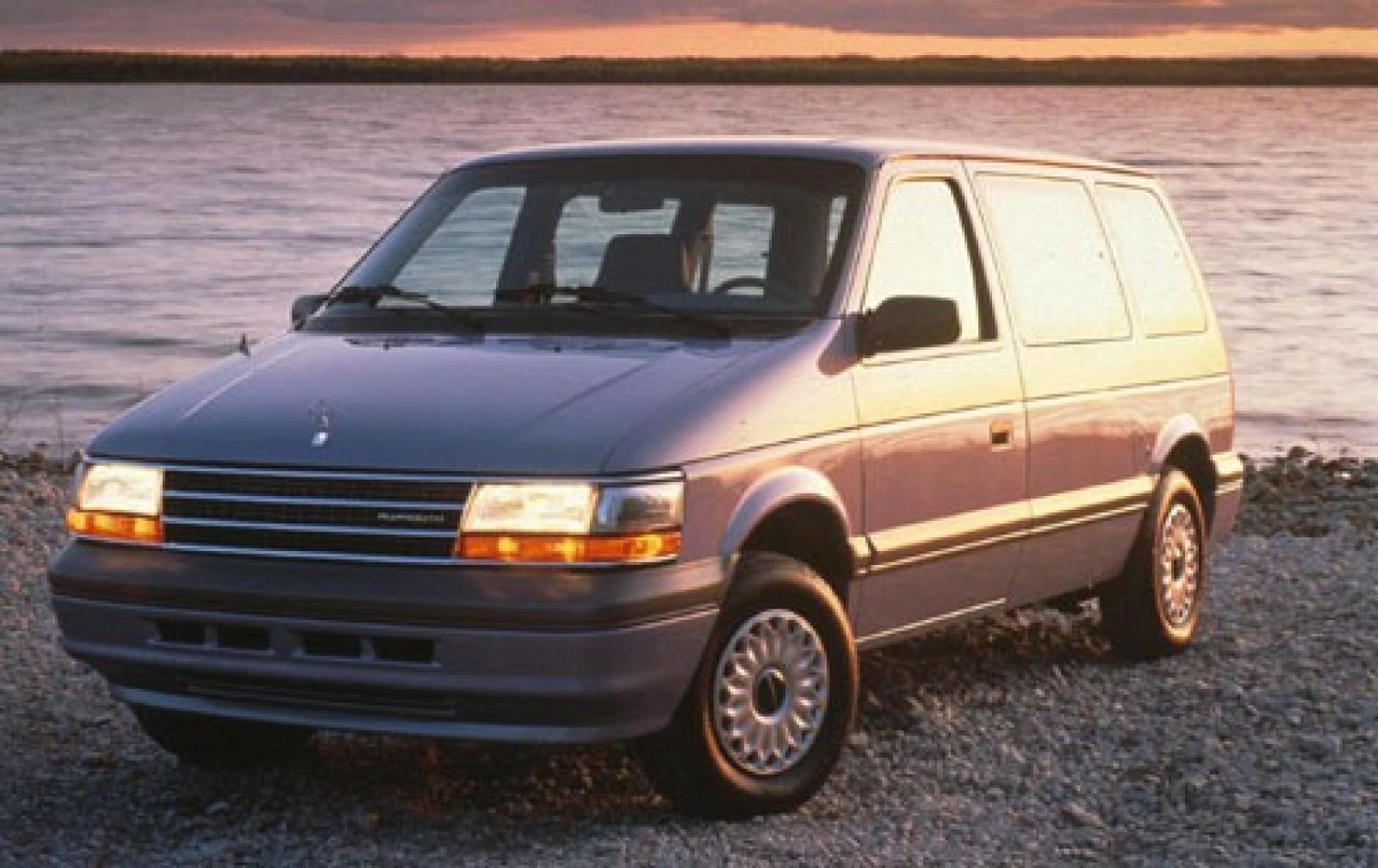 Plymouth Voyager III 1995 - 2000 Minivan #4