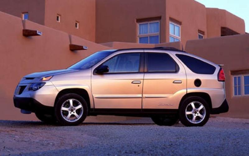 Pontiac Aztek 2000 - 2005 SUV 5 door #2