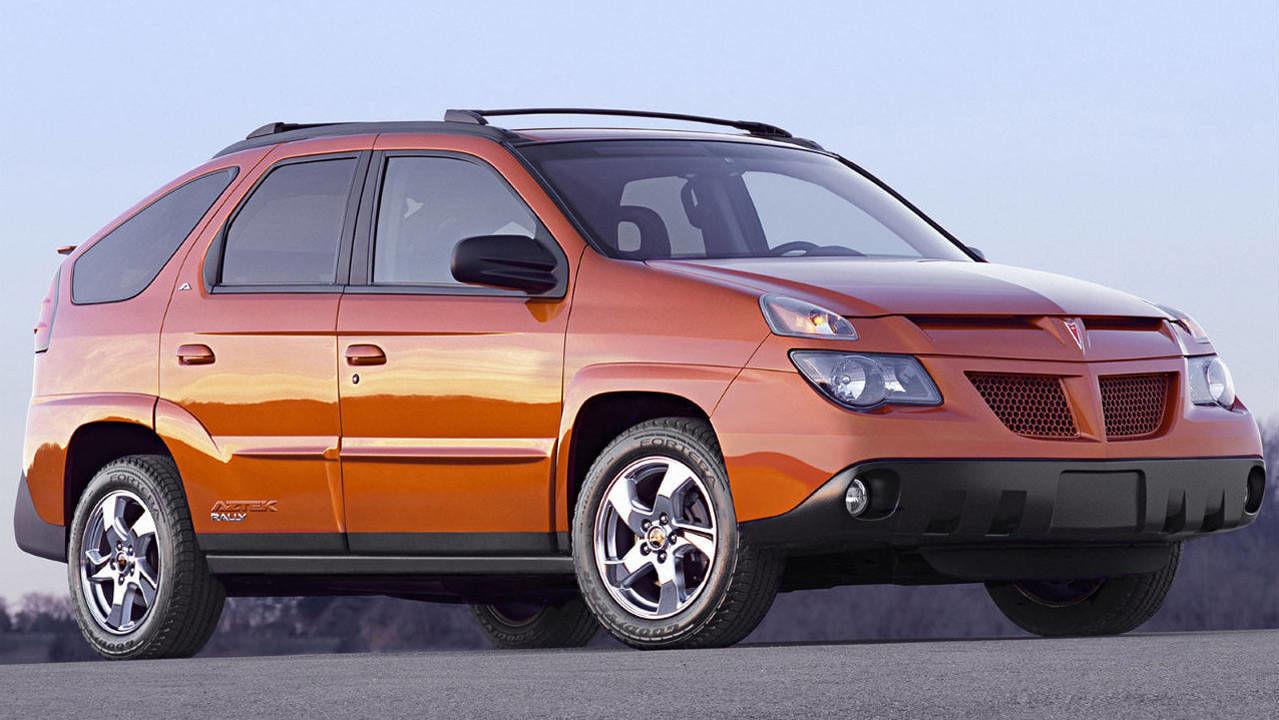 Pontiac Aztek 2000 - 2005 SUV 5 door #4