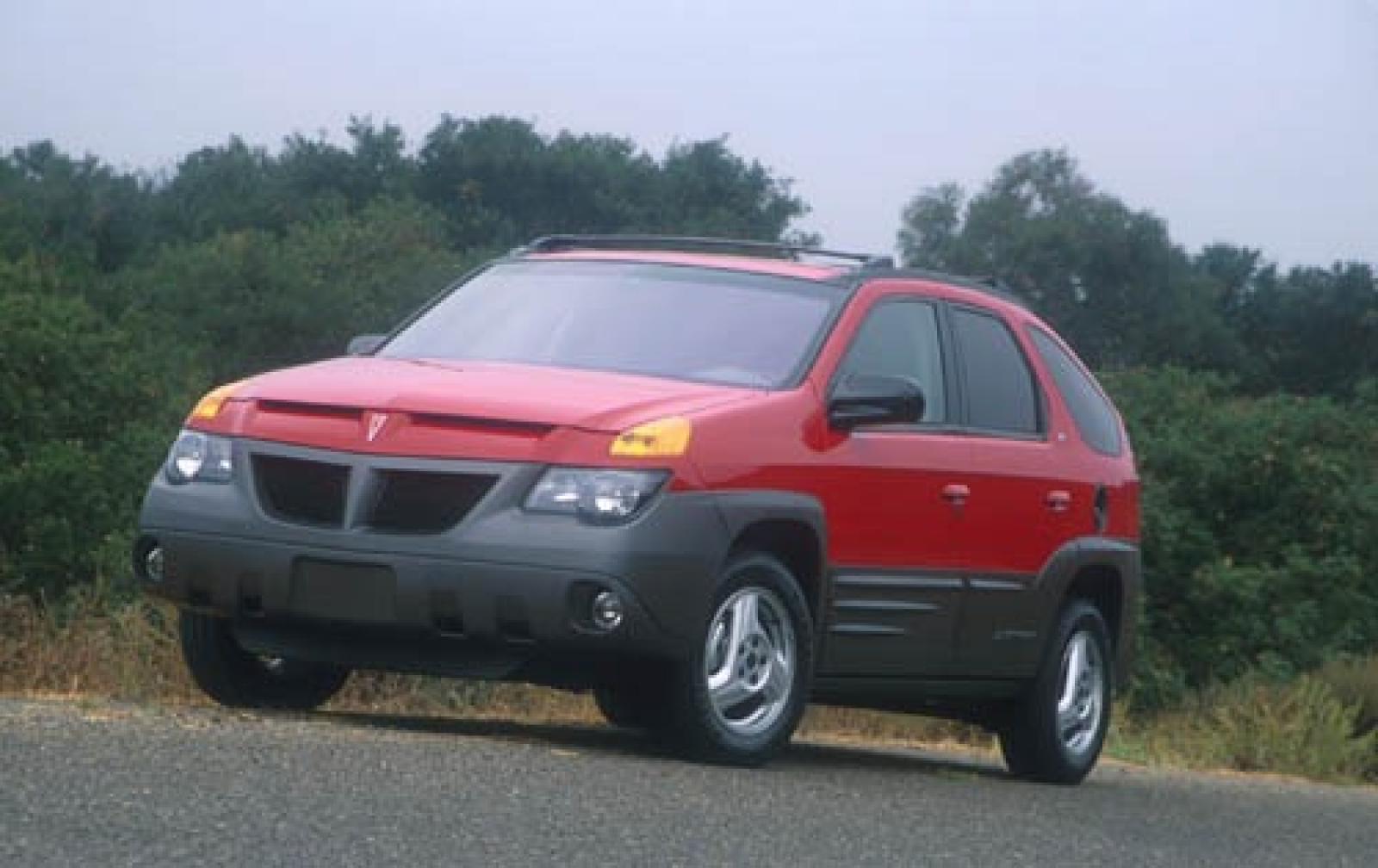 Pontiac Aztek 2000 - 2005 SUV 5 door #1