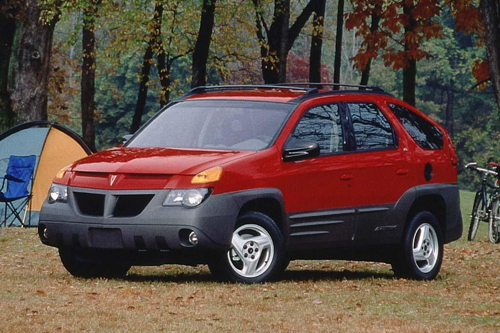 Pontiac Aztek 2000 - 2005 SUV 5 door #6