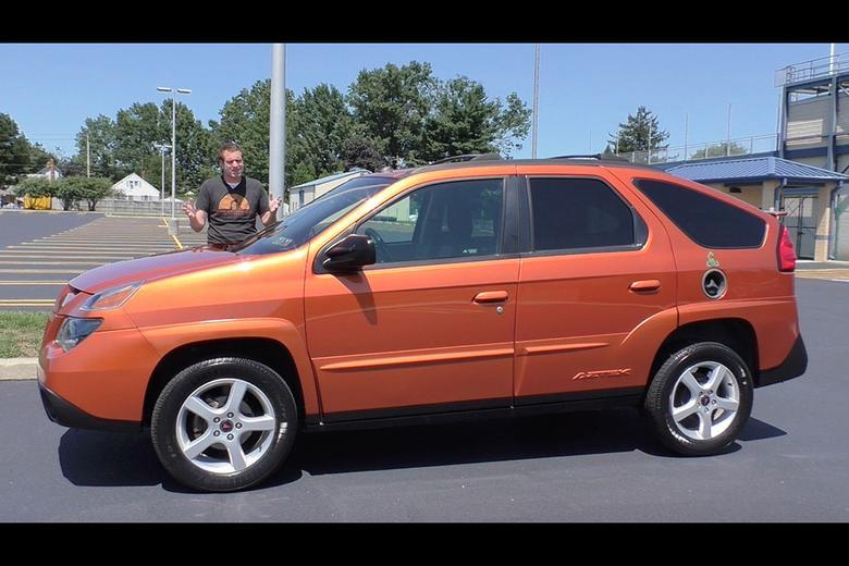 Pontiac Aztek 2000 - 2005 SUV 5 door #7