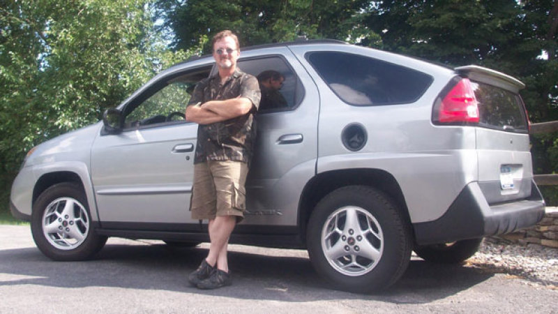 Pontiac Aztek 2000 - 2005 SUV 5 door #5