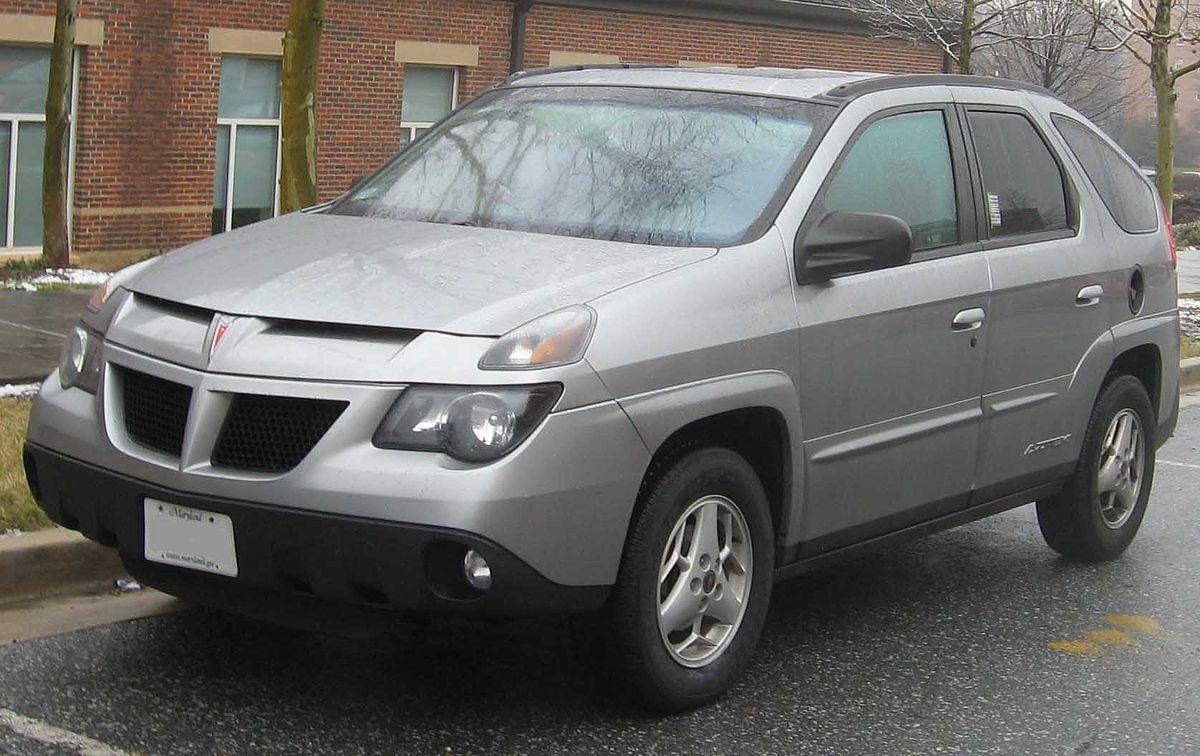 Pontiac Aztek 2000 - 2005 SUV 5 door #8