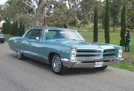 Pontiac Bonneville IV 1965 - 1970 Cabriolet #4