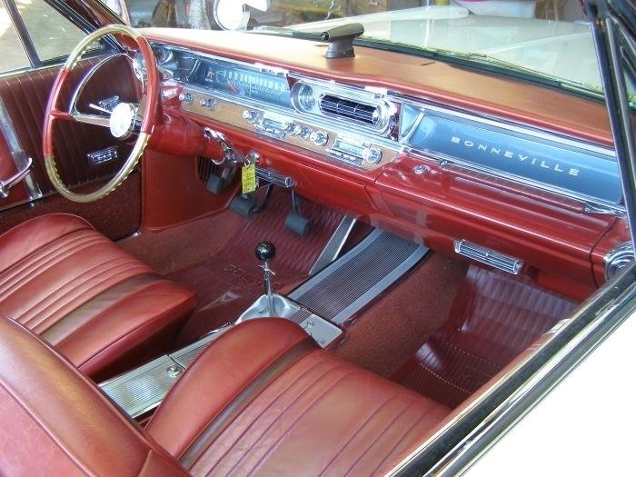 Pontiac Bonneville IV 1965 - 1970 Cabriolet #6