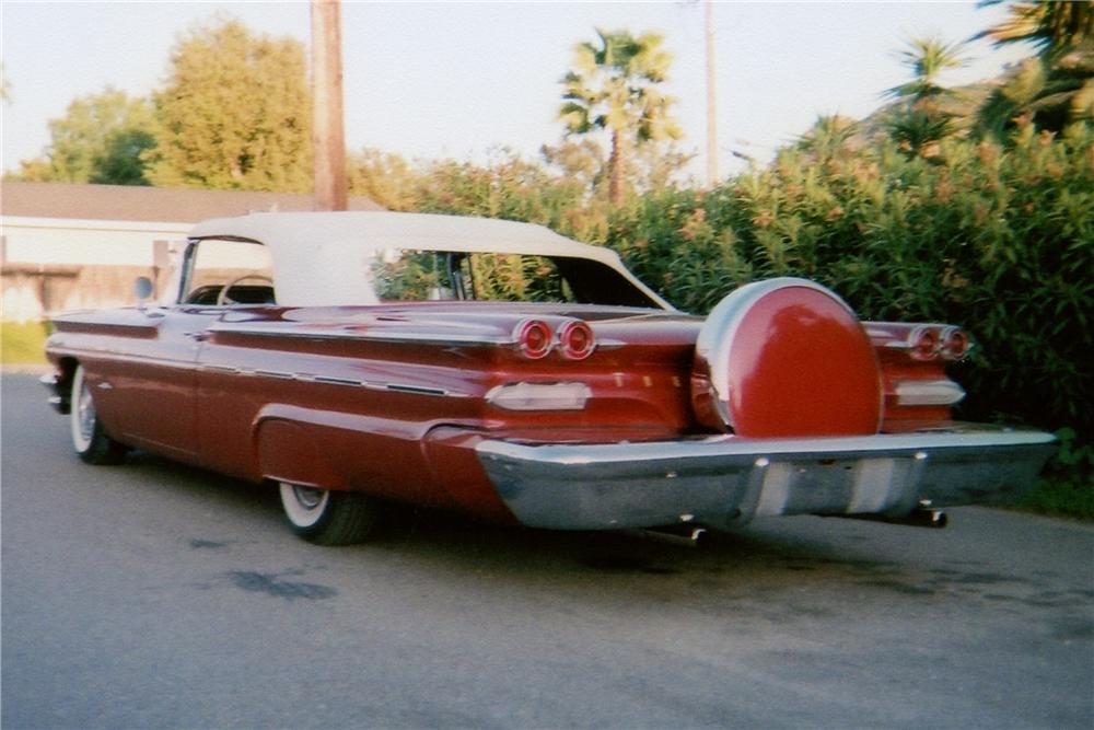 Pontiac Catalina I 1959 - 1960 Cabriolet #4
