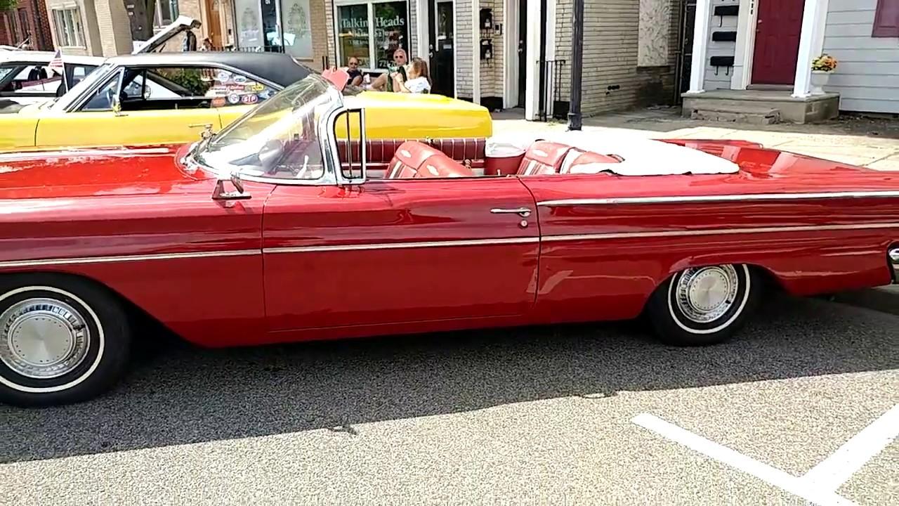 Pontiac Catalina I 1959 - 1960 Cabriolet #5
