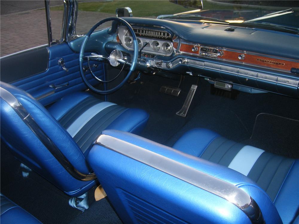 Pontiac Catalina I 1959 - 1960 Cabriolet #7