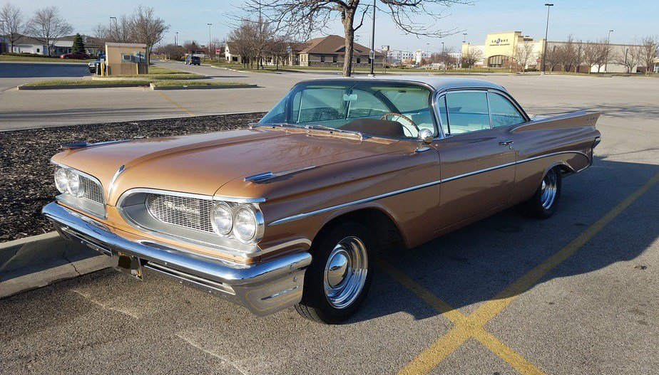 Pontiac Catalina I 1959 - 1960 Sedan-Hardtop #1