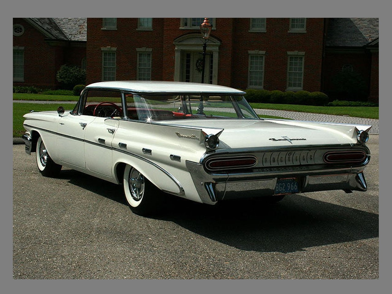 Pontiac Catalina I 1959 - 1960 Sedan-Hardtop #3