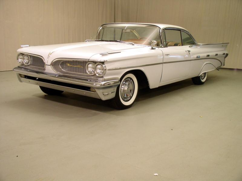 Pontiac Catalina I 1959 - 1960 Sedan-Hardtop #8