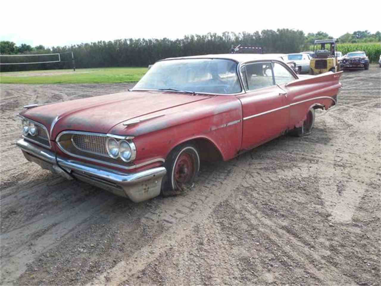 Pontiac Catalina I 1959 - 1960 Sedan-Hardtop #6