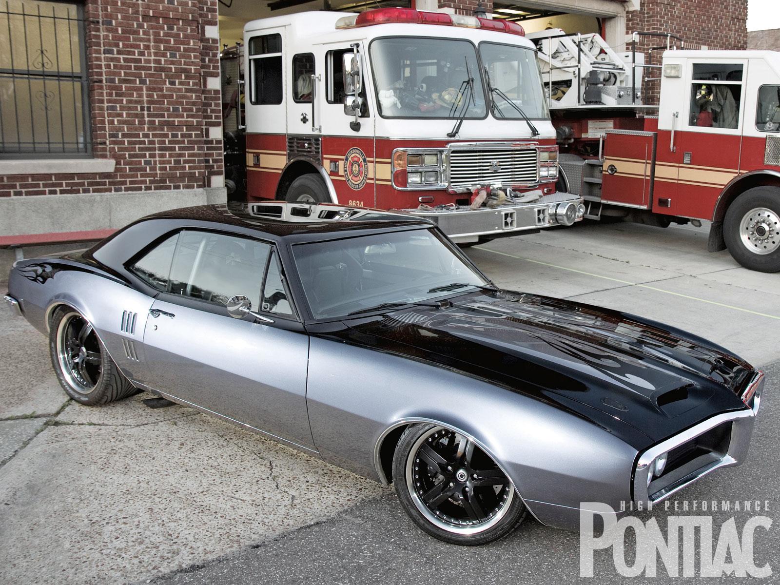 Pontiac Firebird I 1967 - 1969 Coupe-Hardtop #6