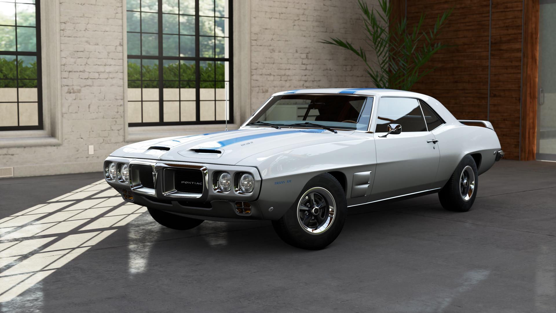 Pontiac Firebird I 1967 - 1969 Coupe-Hardtop #4