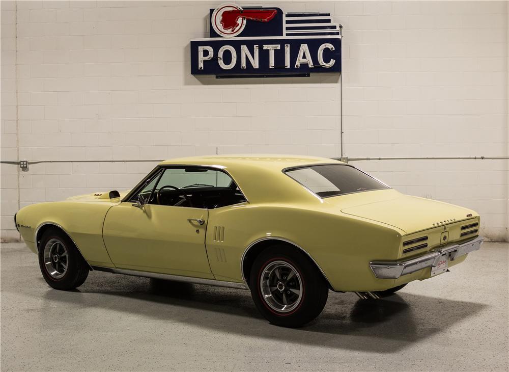 Pontiac Firebird I 1967 - 1969 Coupe-Hardtop #3