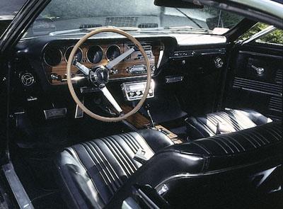 Pontiac Firebird I 1967 - 1969 Coupe-Hardtop #5