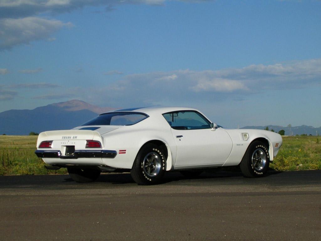 Pontiac Firebird II 1970 - 1981 Coupe #1