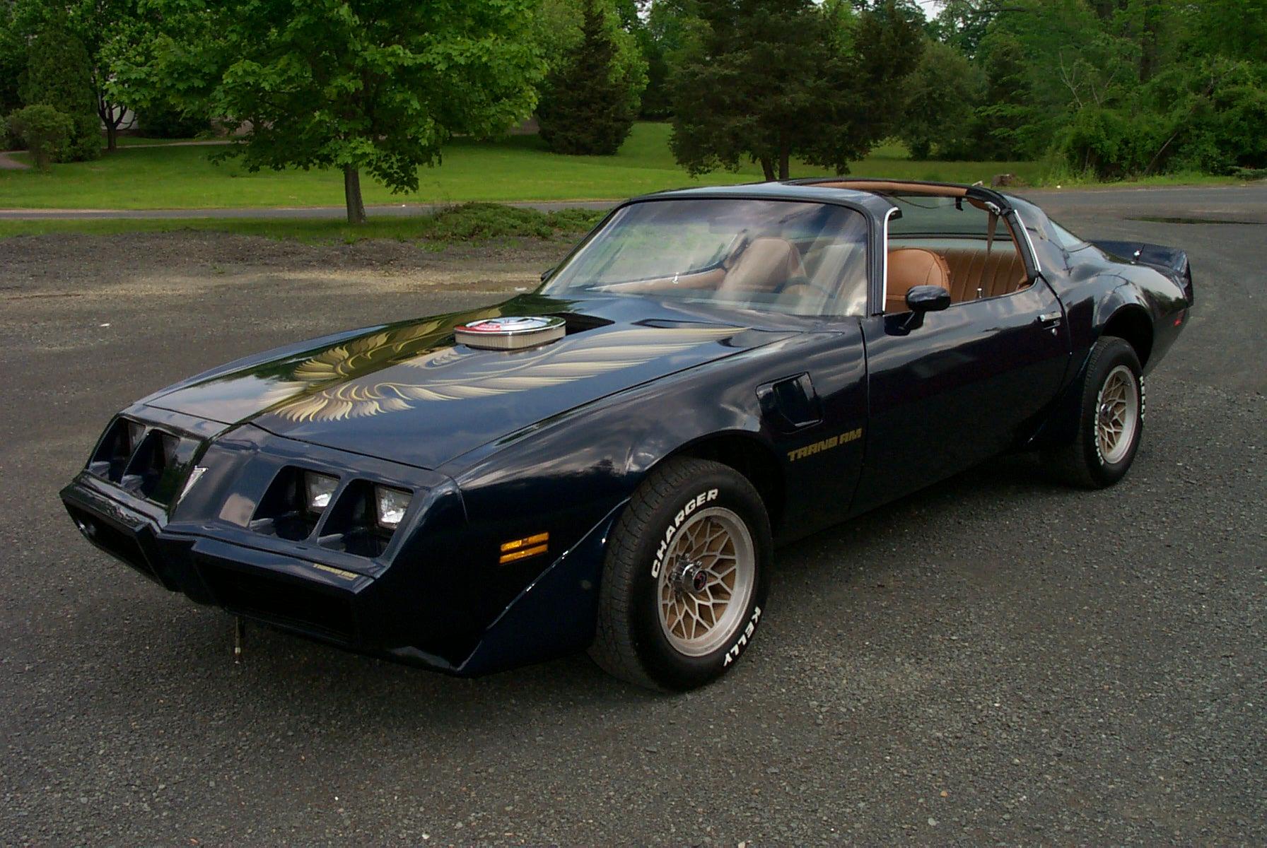 Pontiac Firebird II 1970 - 1981 Coupe #8