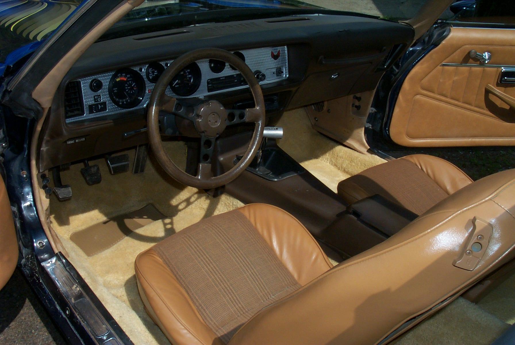 Pontiac Firebird II 1970 - 1981 Coupe #5