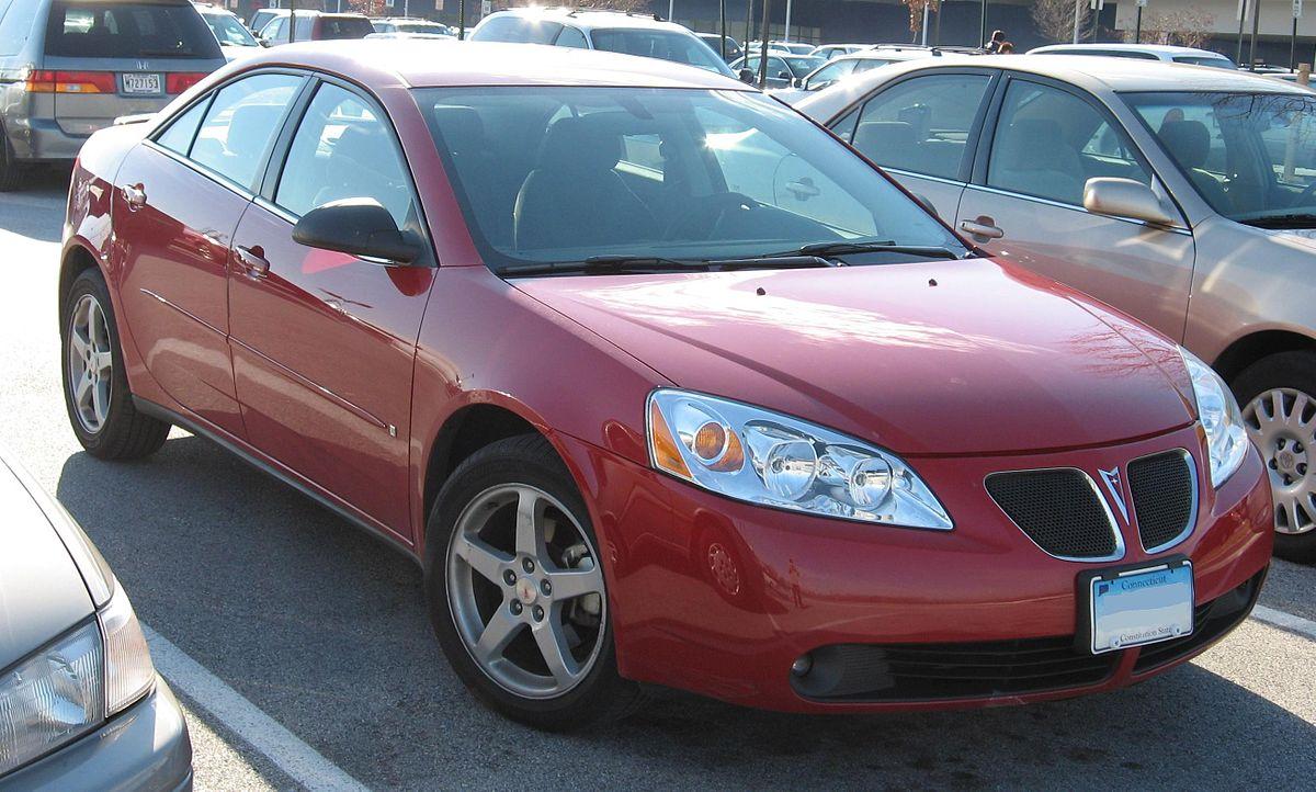 Pontiac G4 2005 - 2010 Coupe #6