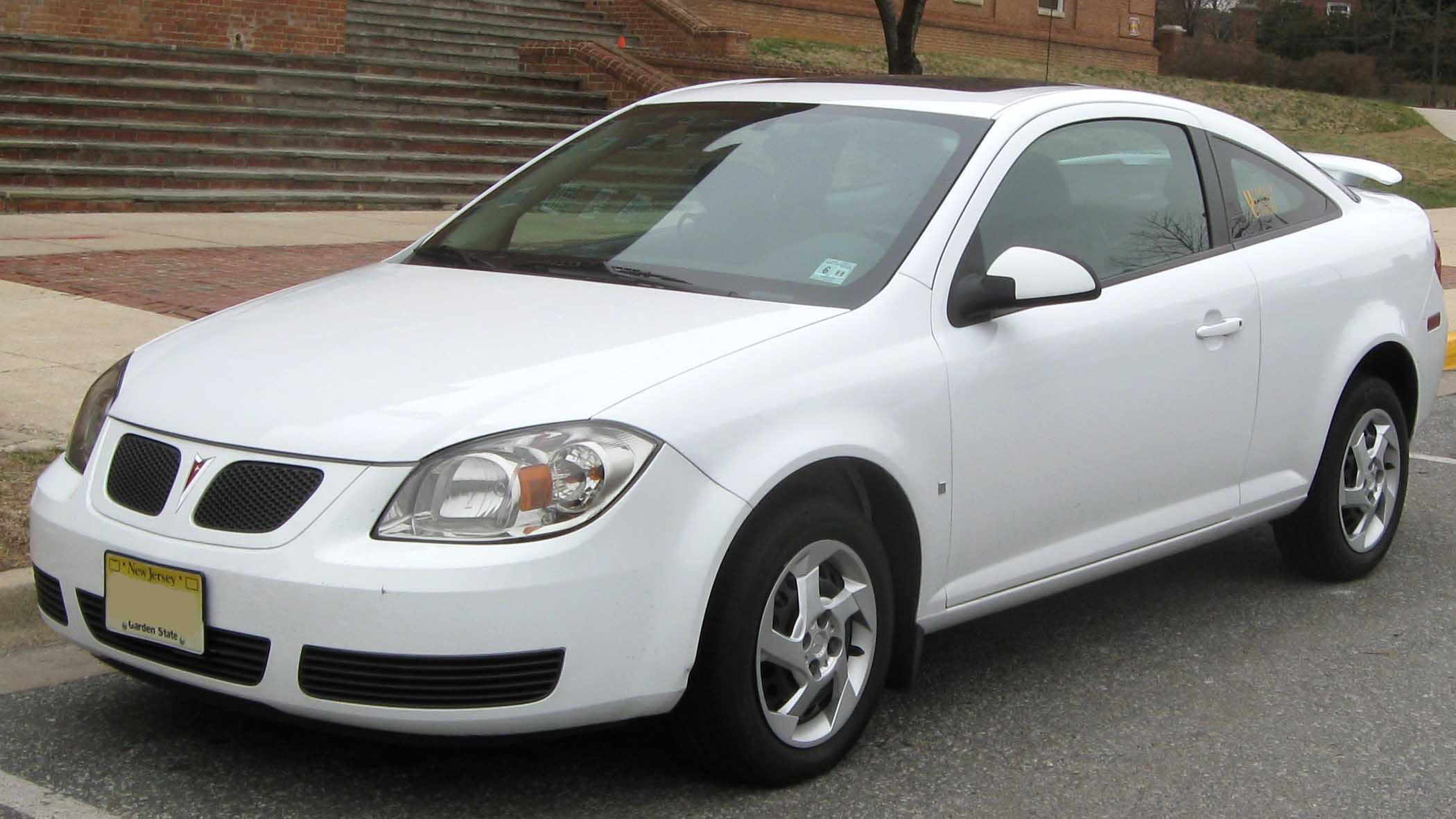Pontiac G5 2004 - 2010 Coupe #5