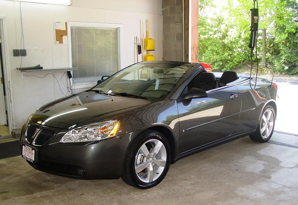 pontiac g6 2004 2009 cabriolet outstanding cars. Black Bedroom Furniture Sets. Home Design Ideas