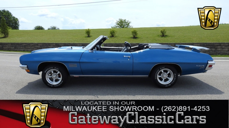 Pontiac LeMans III 1968 - 1972 Cabriolet #3
