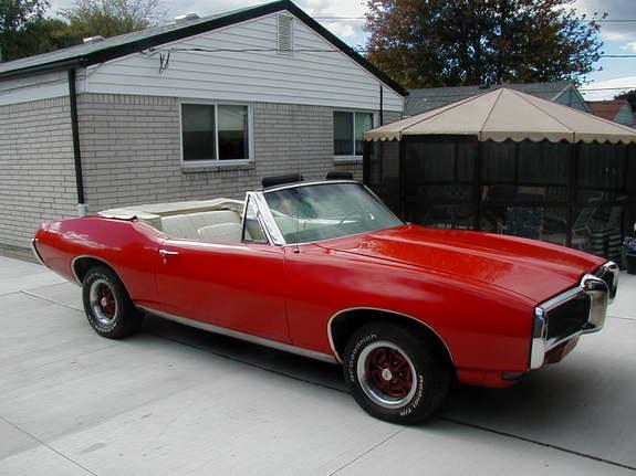 Pontiac LeMans III 1968 - 1972 Cabriolet #7