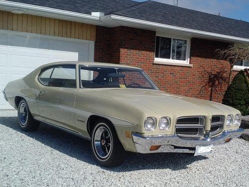 Pontiac LeMans III 1968 - 1972 Sedan-Hardtop #1