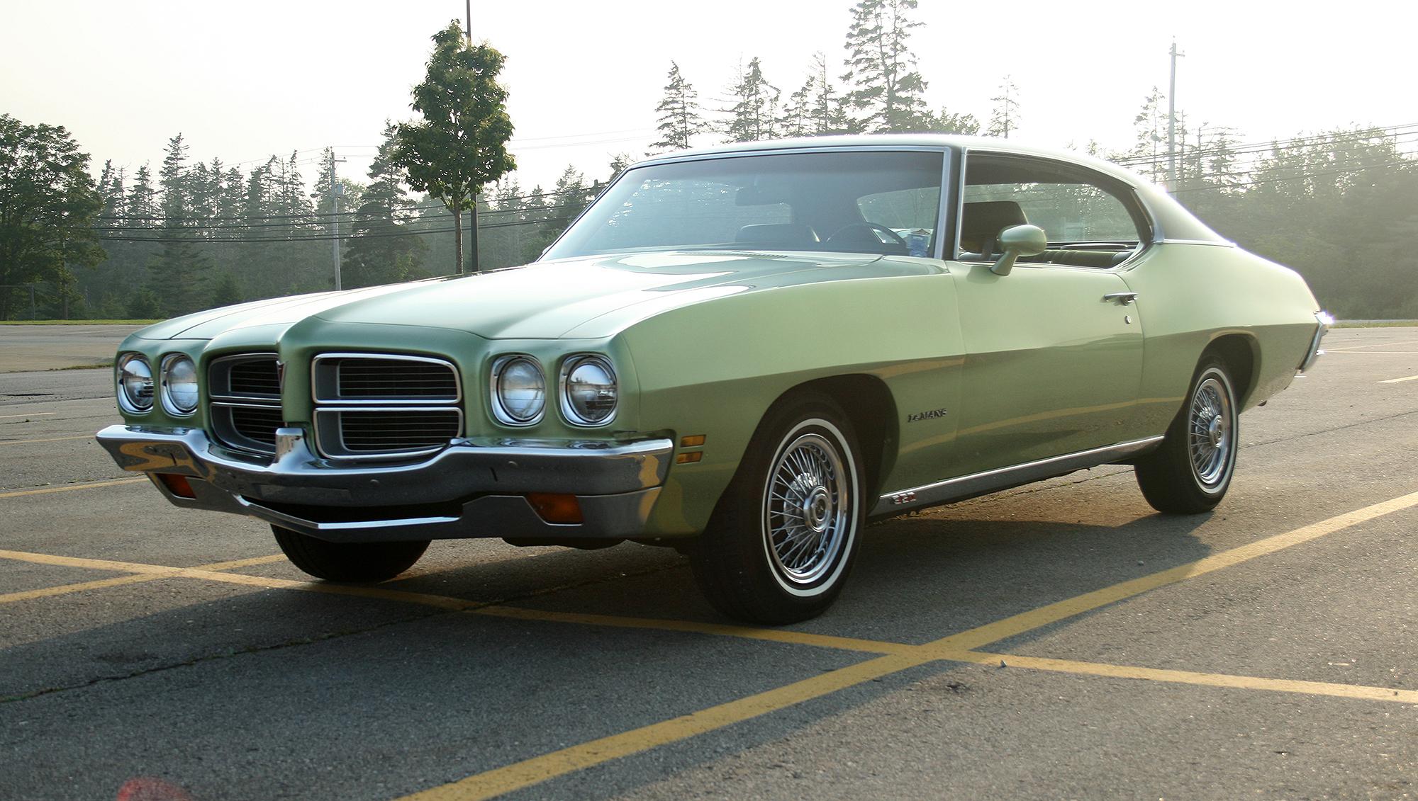 Pontiac LeMans III 1968 - 1972 Sedan-Hardtop #5