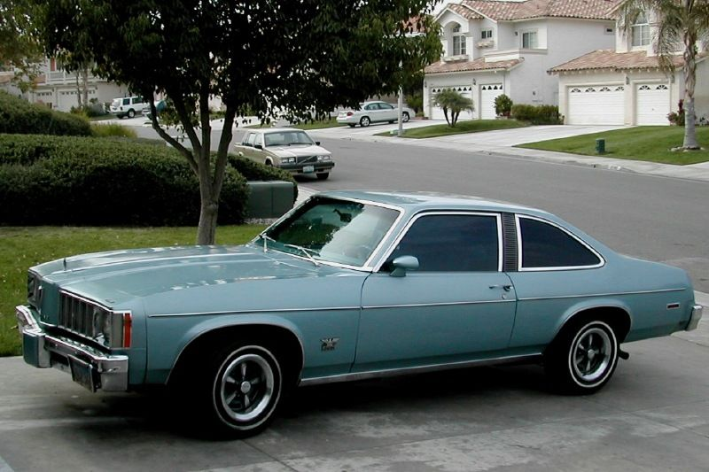 Pontiac Phoenix I 1977 - 1979 Coupe #8