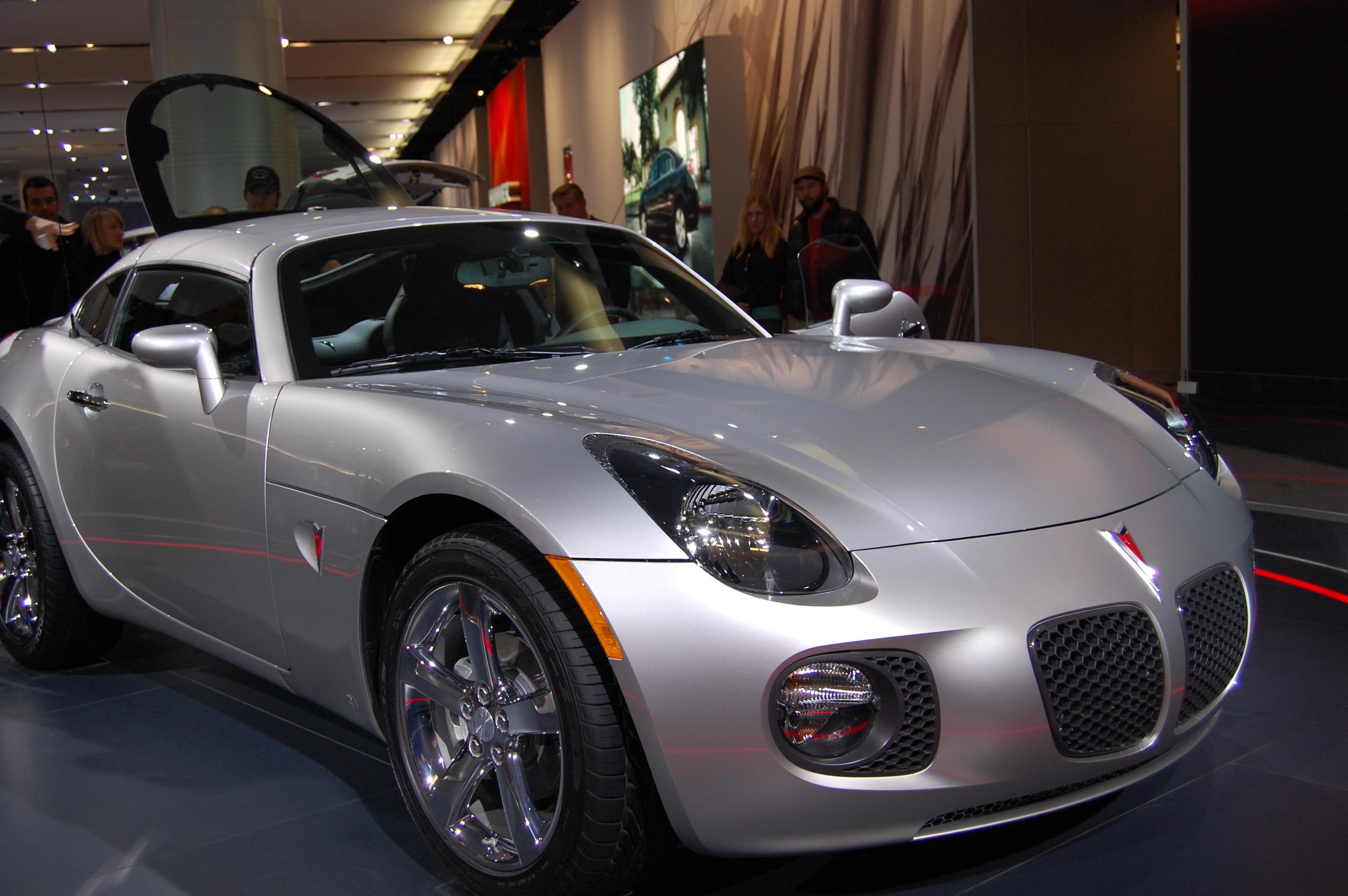 Pontiac Solstice 2005 - 2009 Cabriolet #3