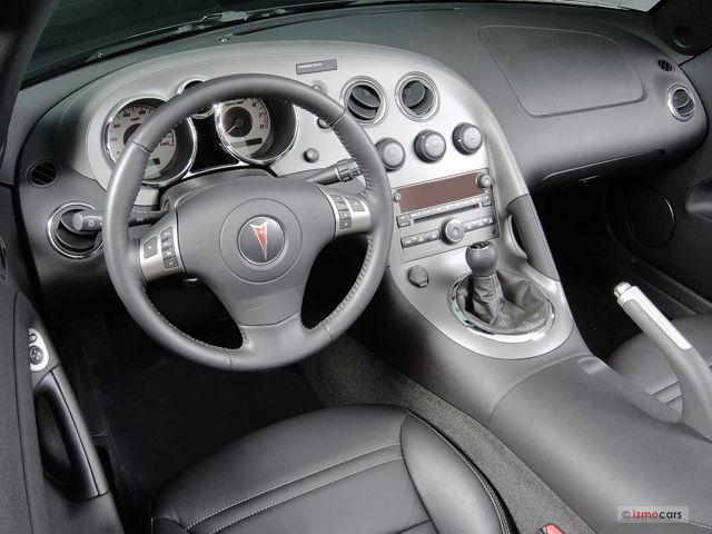 Pontiac Solstice 2005 - 2009 Cabriolet #7