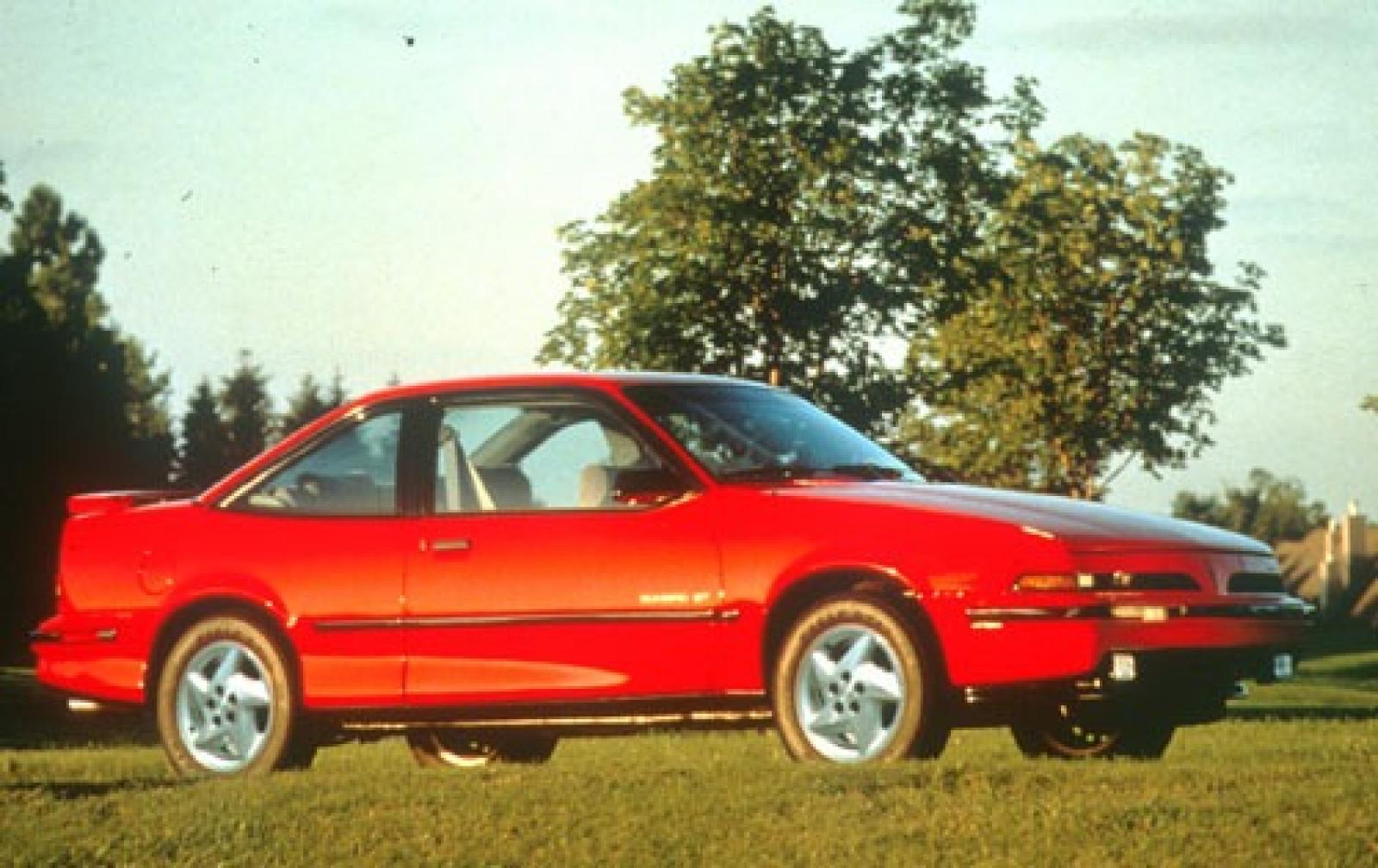 Pontiac Sunbird Ii Coupe Exterior