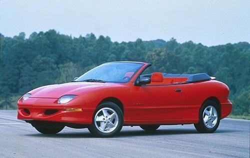 Pontiac Sunfire 1995 - 2005 Cabriolet #5