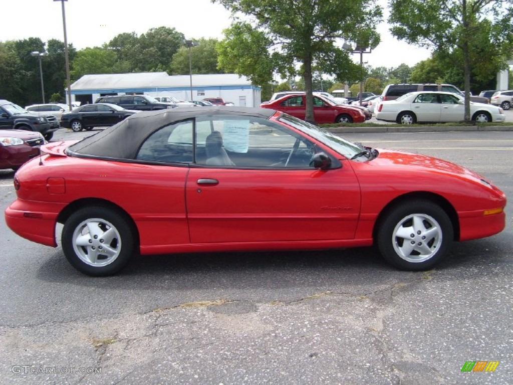Pontiac Sunfire 1995 - 2005 Cabriolet #2