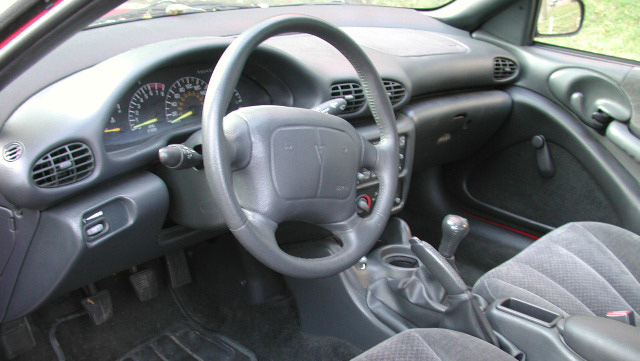 Pontiac Sunfire 1995 - 2005 Cabriolet #4