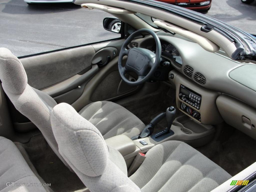Pontiac Sunfire 1995 - 2005 Cabriolet #7