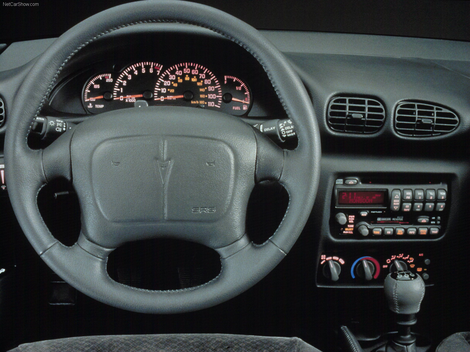 Pontiac Sunfire 1995 - 2005 Sedan #3