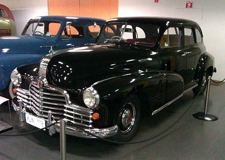 Pontiac Torpedo I 1939 - 1948 Sedan #7
